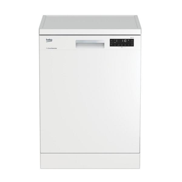 Beko DFN28430W - Lavavajillas 60 cm A+++ x14 servicios 3ª Bandeja Blanco