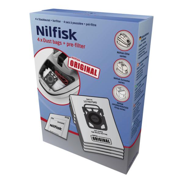 Nilfisk Bolsas EliteExtremeKing