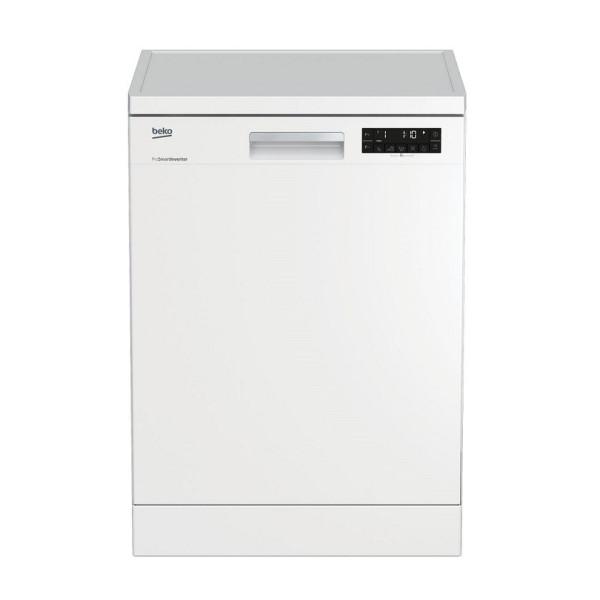 Beko DFN28422W - Lavavajillas 60 cm A++ x14 servicios 3ª Bandeja Blanco