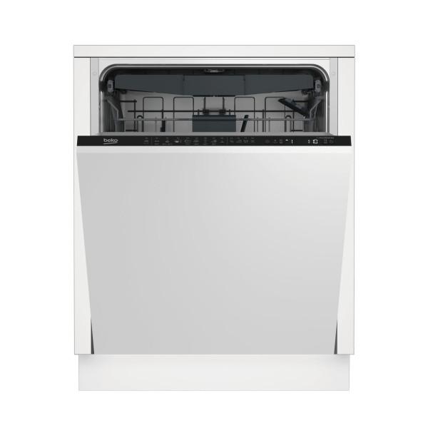 Beko DIN28423 -  Lavavajillas integrable 60 cm A++ x14 servicios 3ª Bandeja