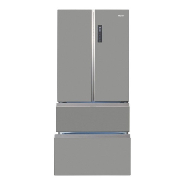 Haier HB18FGSAAA - Frigorífico combinado puerta francesa A++ Total No Frost